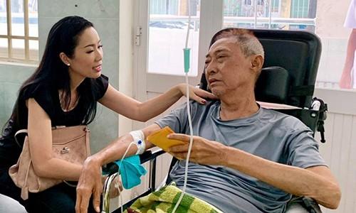 Sot va hon me, nghe si Le Binh dang roi vao tinh trang nguy kich-Hinh-2