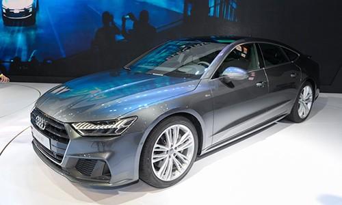 Audi A7 Sportback moi dau tien ve Viet Nam gia 3,9 ty-Hinh-3