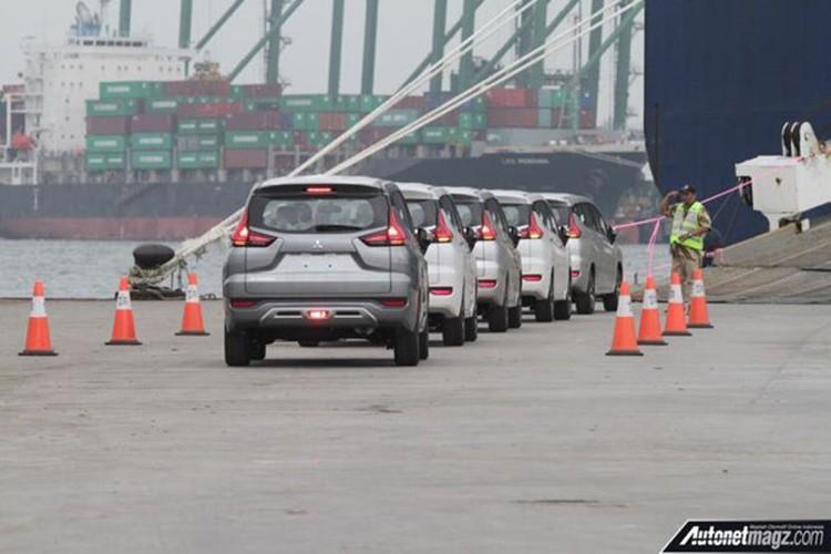 Mitsubishi Xpander tai Viet Nam va Philippines co an toan?