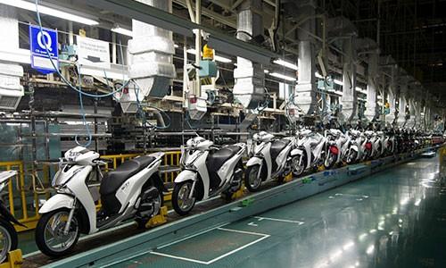 Honda Viet Nam van dan dau ve mang kinh doanh xe may-Hinh-2