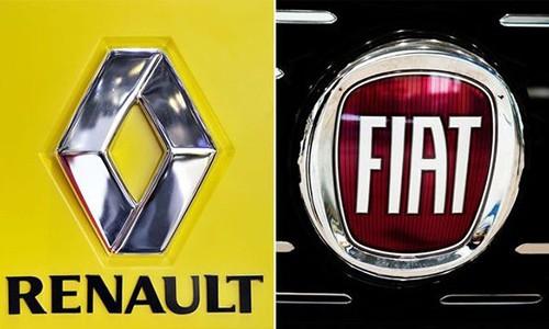 Phap ung ho Renault va Fiat Chrysler