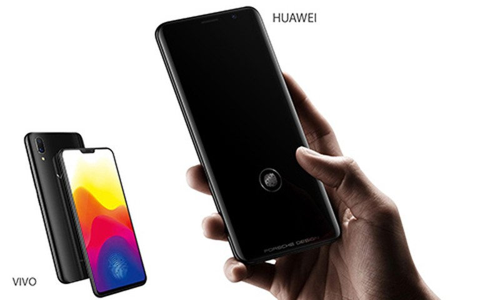 Cong ty vo danh cung cap may quet van tay cho Huawei, Oppo