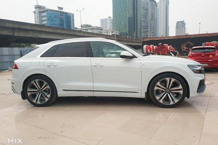 """Dap thung"" Audi Q8 2019 hon 5 ty dong o Ha Noi-Hinh-2"