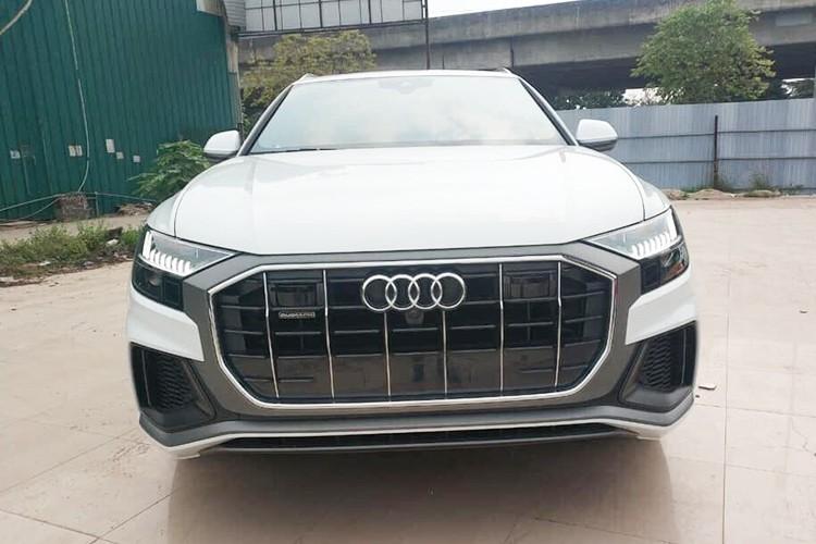"""Dap thung"" Audi Q8 2019 hon 5 ty dong o Ha Noi-Hinh-3"