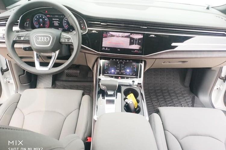 """Dap thung"" Audi Q8 2019 hon 5 ty dong o Ha Noi-Hinh-4"