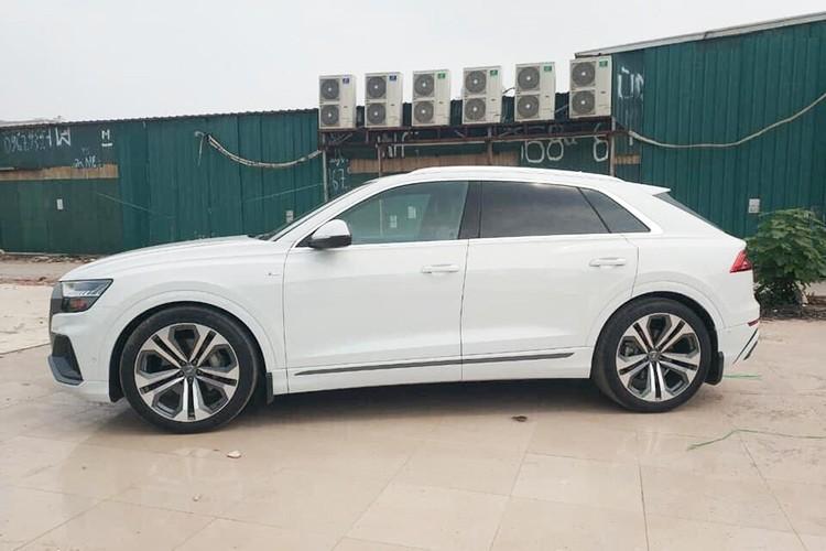 """Dap thung"" Audi Q8 2019 hon 5 ty dong o Ha Noi-Hinh-7"