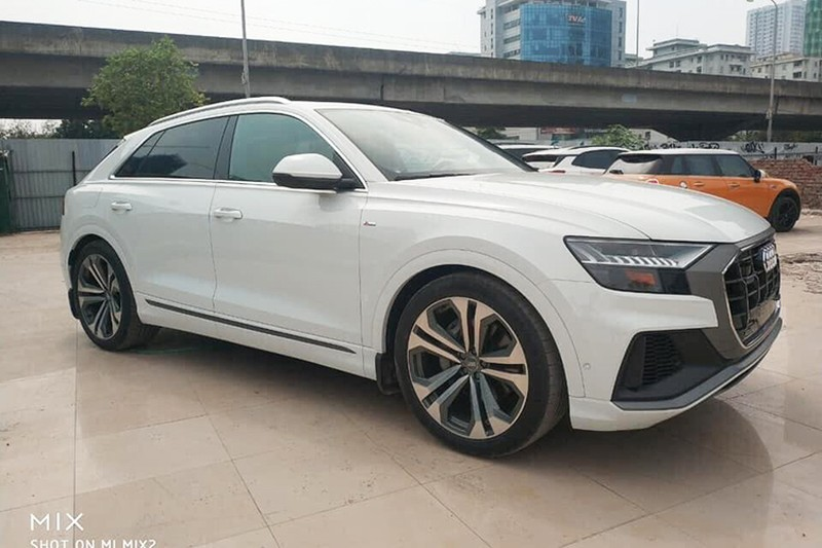 """Dap thung"" Audi Q8 2019 hon 5 ty dong o Ha Noi-Hinh-8"