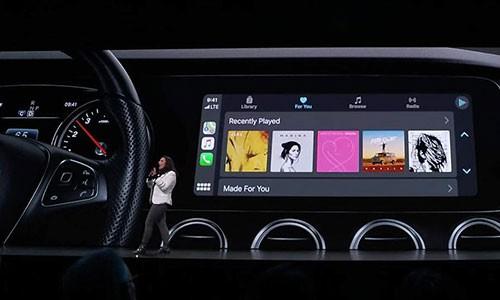 Apple CarPlay iOS13 duoc nang cap manh cho xe hoi-Hinh-2