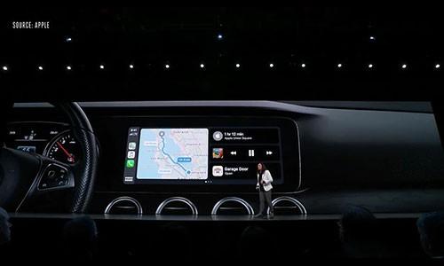 Apple CarPlay iOS13 duoc nang cap manh cho xe hoi