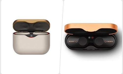 Video: Sony sap ra mat tai nghe dung 24h, doi thu cua Airpods