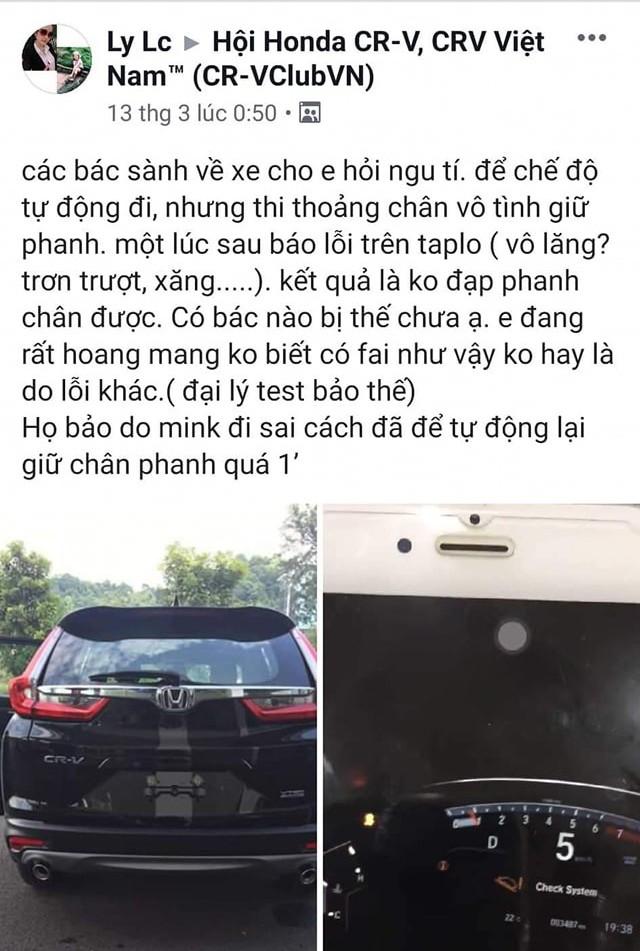 HVN noi ve loi chan phanh CR-V chua thuyet phuc-Hinh-3