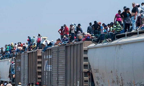 Mexico dieu 15.000 quan den bien gioi My theo thoa thuan voi TT Trump-Hinh-2