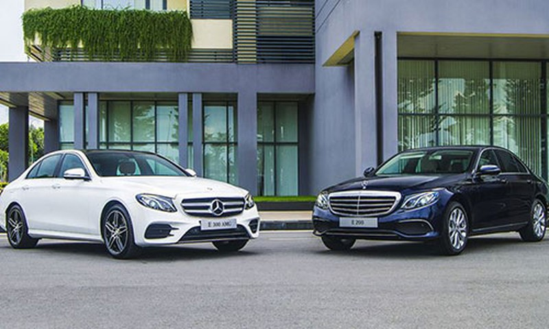 Hang loat xe sang Mercedes-Benz C-Class, E-Class dinh loi tai VN-Hinh-2