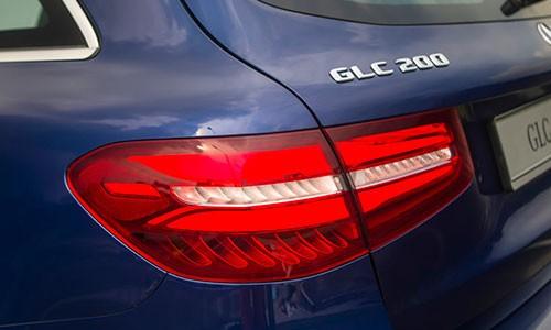 Mercedes-Benz GLC 200 - xe sang ly tuong cho khach hang Viet-Hinh-2