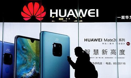 Thiet hai nang vi Huawei, Samsung lai duoc Apple cuu