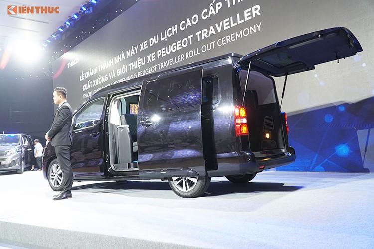 Ho Ngoc Ha tau MPV hang sang Peugeot Traveller tien ty-Hinh-11