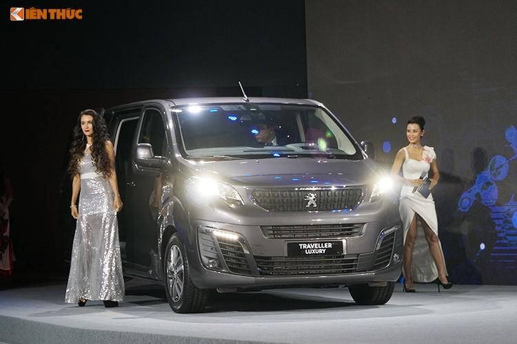 Ho Ngoc Ha tau MPV hang sang Peugeot Traveller tien ty-Hinh-12