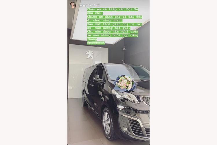 Ho Ngoc Ha tau MPV hang sang Peugeot Traveller tien ty-Hinh-2