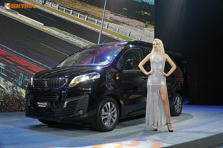 Ho Ngoc Ha tau MPV hang sang Peugeot Traveller tien ty-Hinh-3