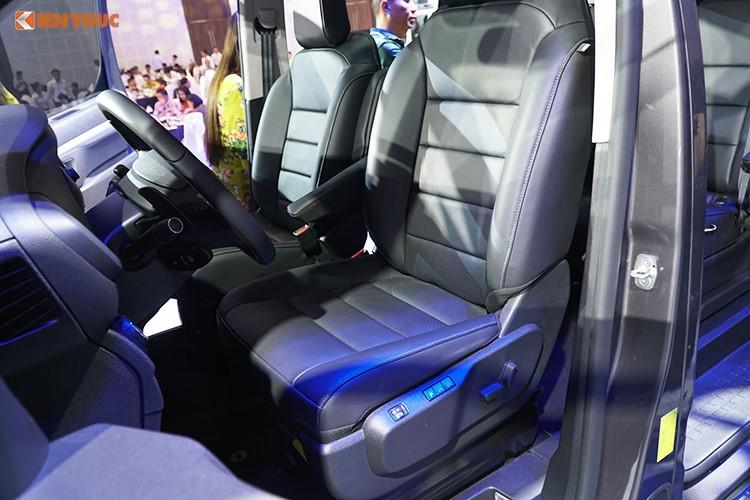 Ho Ngoc Ha tau MPV hang sang Peugeot Traveller tien ty-Hinh-8