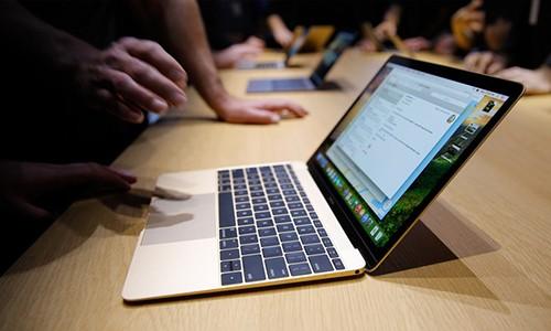 Apple chinh thuc khai tu laptop MacBook 12 inch