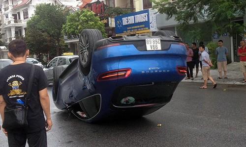 Porsche Macan lo bien kiem soat gia sau cu nga