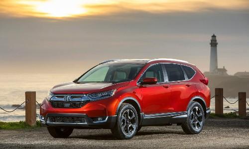 Honda CR-V dinh loi chet may, nhung khong duoc trieu hoi