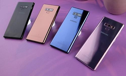 Samsung Galaxy Note9 giam gia 3 trieu dong, don duong cho Note10