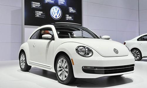 Trieu hoi hang loat xe Volkswagen dinh loi he thong khoa dien