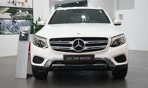 Thu mon Bui Tien Dung duoc tang Mercedes GLC hon 2 ty