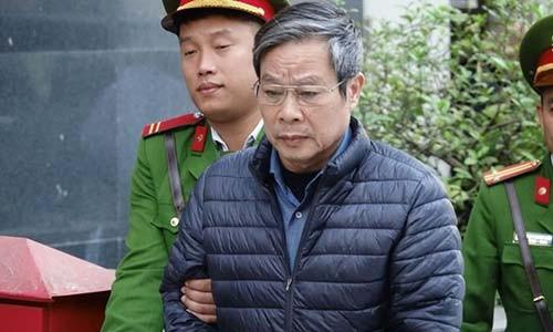Vu ong Nguyen Bac Son: Dung, sai o 2 muc an