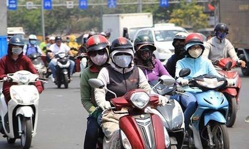 Di xe may nhu the nao de phong chong virus Corona?