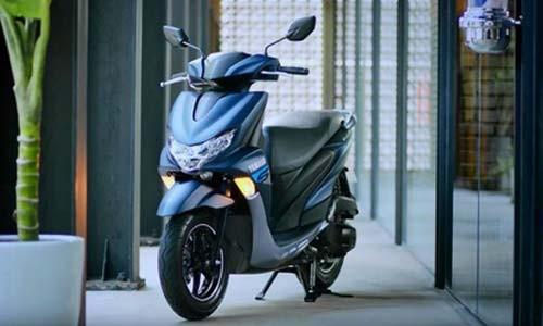 Yamaha tang qua