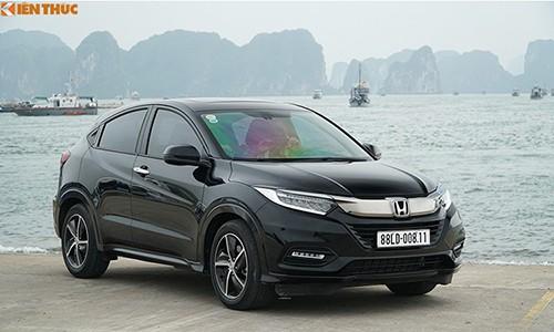Honda HR-V giam toi 150 trieu tai Viet Nam nhung... co dieu kien