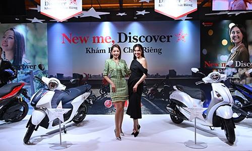 """Yamaha Viet Nam trien khai chien luoc """"New Me, Discover"""""""
