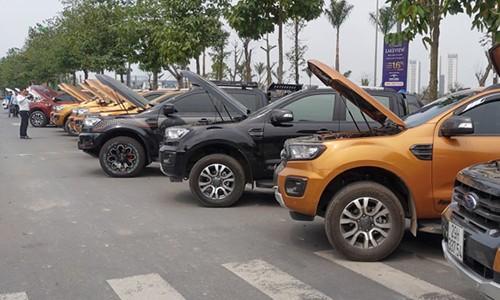 Trieu hoi Ford Ranger, Everest dong co 2.0 biturbo tai Viet Nam-Hinh-3