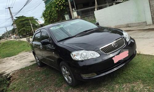 Toyota Camry, Land Cruiser cu thanh ly chi tu 14,5 trieu dong-Hinh-3