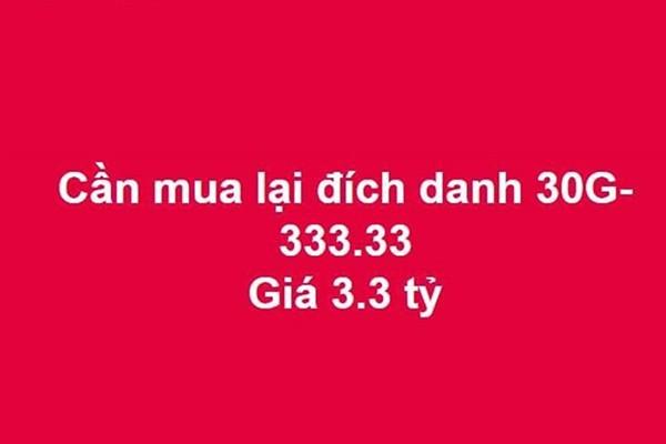 """Toyota Vios bien """"ngu quy 3"""" o Ha Noi gia 3,3 ty dong?-Hinh-2"""
