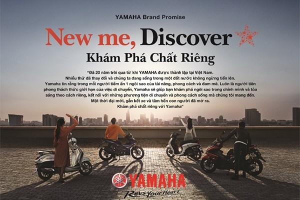 Chi Pu va Lan Ngoc dai dien chien dich moi cua Yamaha Viet Nam