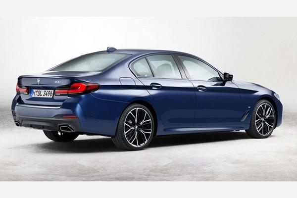 BMW 5 Series 2021 moi
