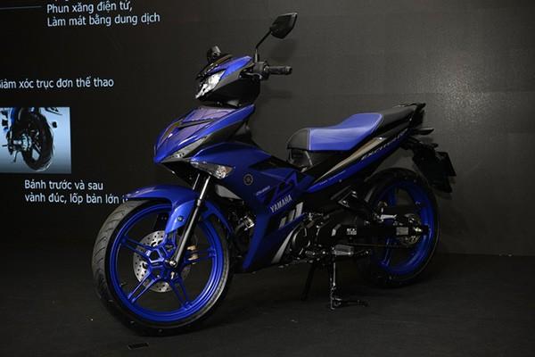 Yamaha Exciter 155 VVA moi ra mat tai Viet Nam chi la tin don-Hinh-2