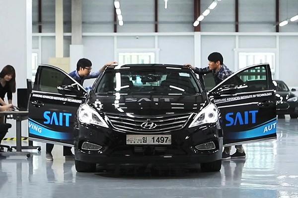 Hyundai va Samsung bat tay san xuat xe oto dien-Hinh-2