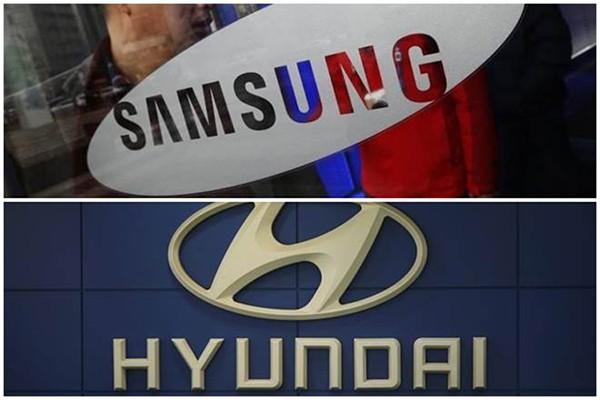 Hyundai va Samsung bat tay san xuat xe oto dien