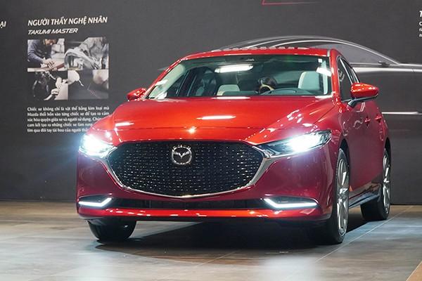 Mazda3 lap rap trong nuoc sau giam thue truoc ba ra sao?