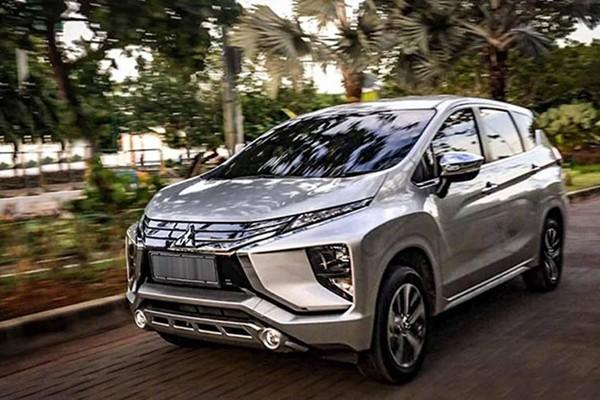 Trieu hoi gan 140.000 xe Mitsubishi Xpander tai Indonesia