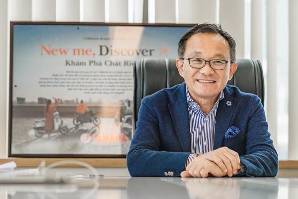 Chu tich Yamaha Viet Nam: Exciter 155 moi chua ra mat nam 2020