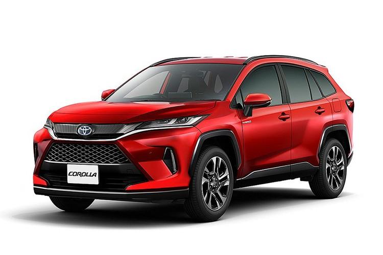 Toyota Corolla Cross khoang 669 trieu dong tai Dong Nam A?-Hinh-8