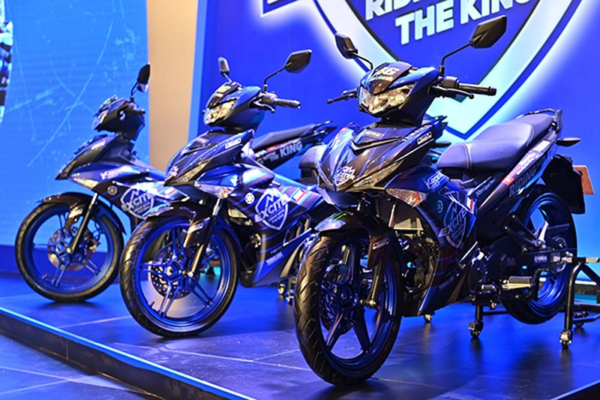 "Ky luc 1000 xe Yamaha Exciter lan banh tai ""Riding with the King""-Hinh-2"