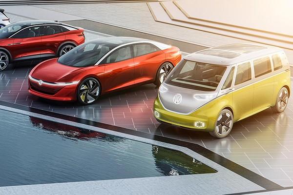 Hang xe Volkswagen la cong ty mac no nhieu nhat the gioi?