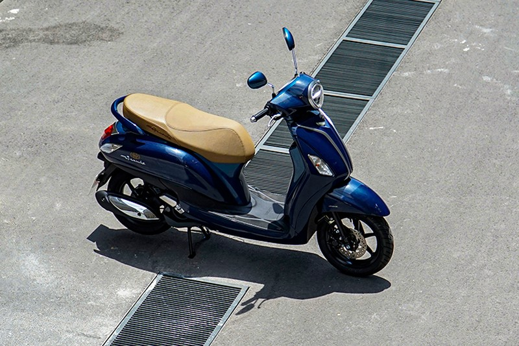Yamaha Grande co xung danh xe ga tiet kiem nhat Viet Nam?